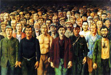 Die Internationale, 1930 by Otto GRIEBEL
